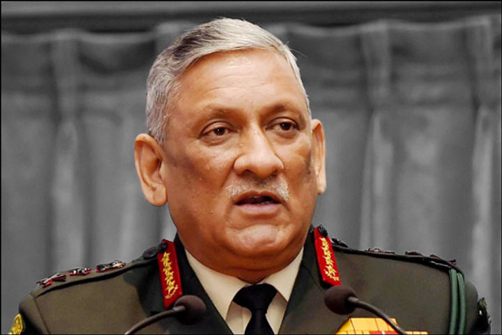 Army chief General Bipin Singh Rawat named 1st Defence Staff Chief of India
