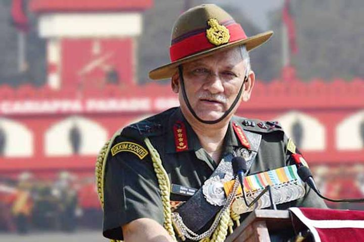 General Bipin Rawat takes over as India 1st CDS