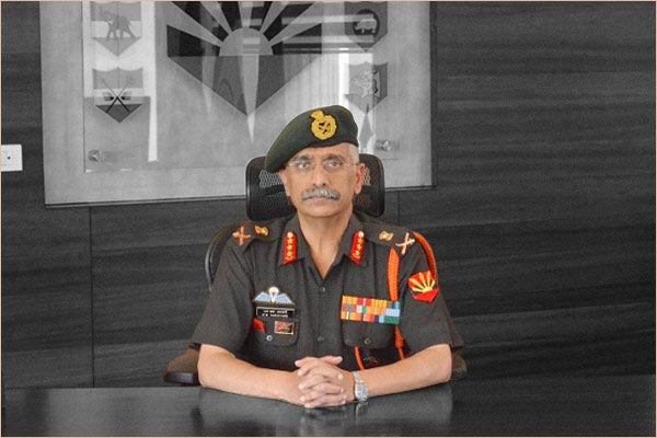 Manoj Mukund Naravane took over as the Chief of Army Staff