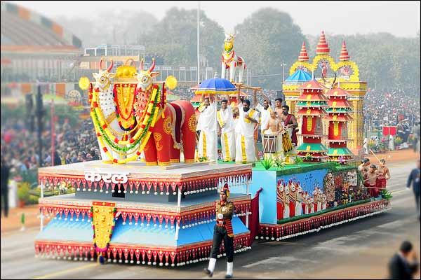 Kerala tableau rejected for Republic Day parade