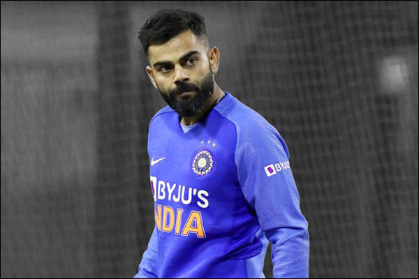 Kohli on the brink of another World T20I record