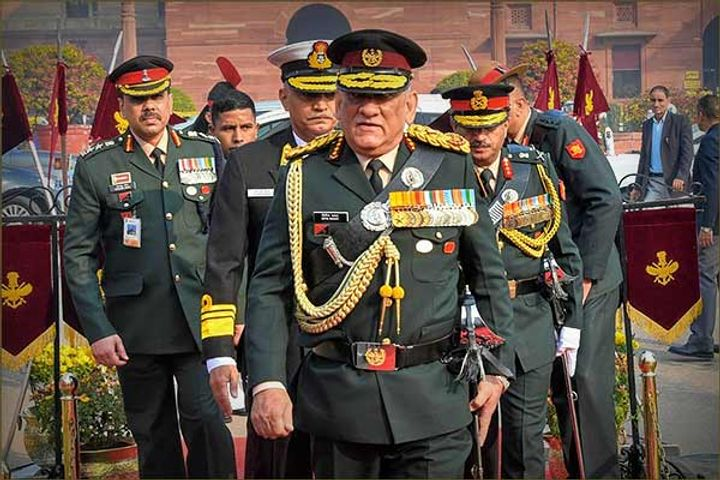 Military Affairs Department headed by CDS Gen Bipin Rawat to have 2 Joint Secretaries