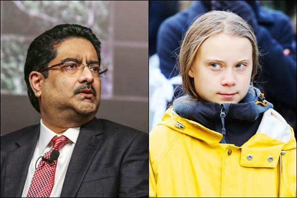 KM Birla calls Greta Thunberg  the conscience of Gen Z