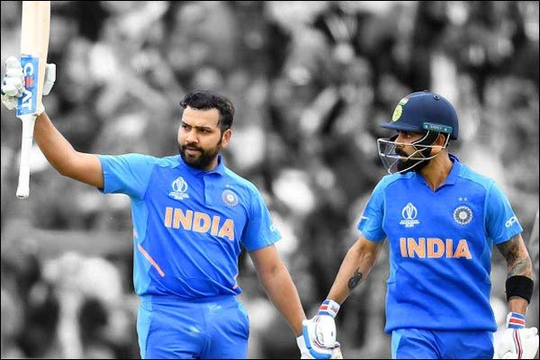 Rohit Sharma named ICC ODI Cricketer of the Year