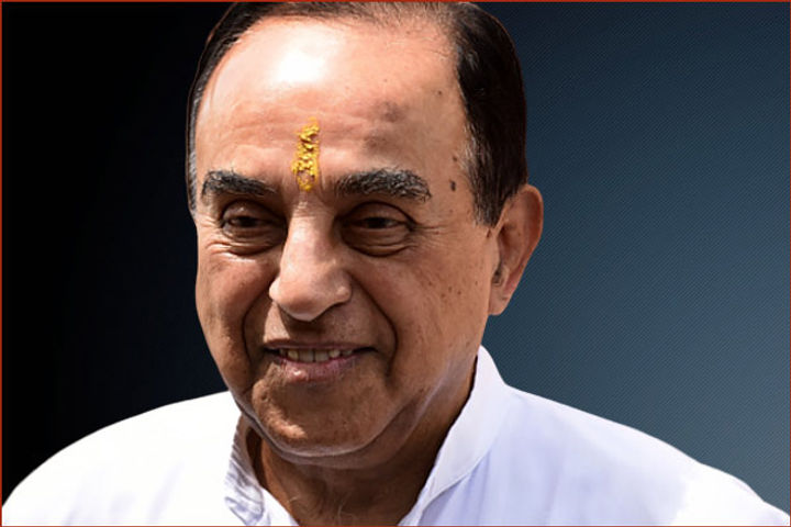 Swamy said Goddess Lakshmi on notes may improve condition of rupee