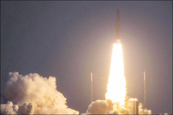 Isro  GSAT-30 satellite successfully launched aboard Ariane rocket