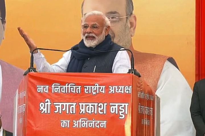 Modi said Election is now a continuous process for political parties.