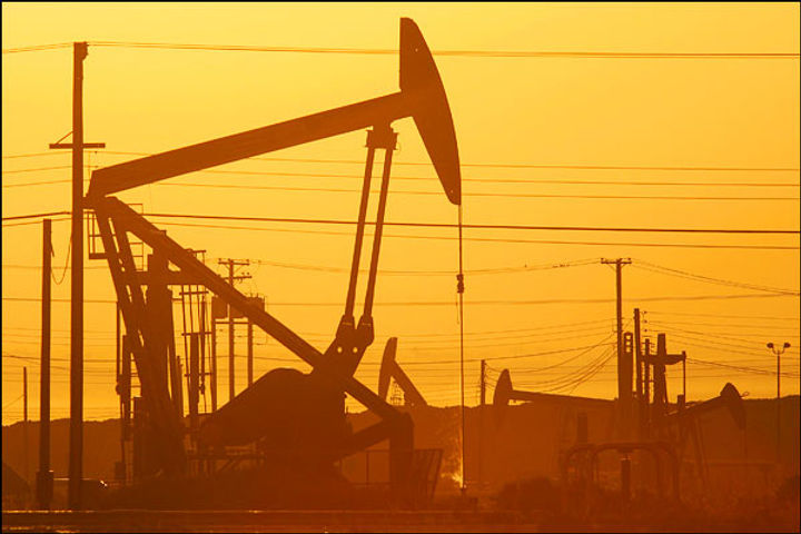 Crude oil price affected by tension in Libya