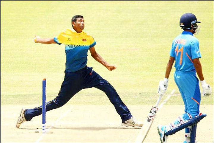 17 year old Matheesa Pathirana aces Lasith Malinga bowling style