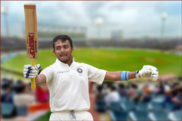 Prithvi Shaw to replace injured Dhawan on New Zealand tour