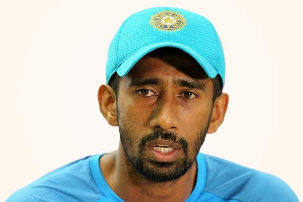 BCCI refuses Wriddhiman Saha to play Ranji match