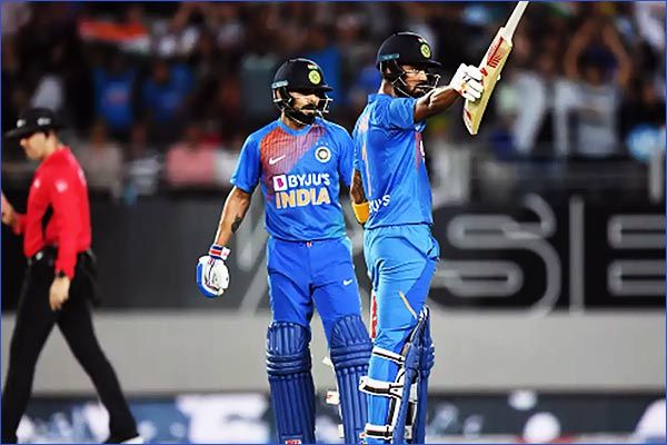India beat New Zealand by 6 wickets in the first T20