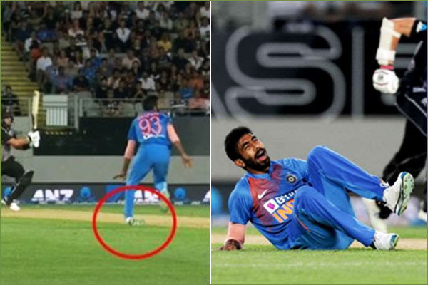 Jasprit Bumrah will now undergo scans to check if he can play the next match on Sunday