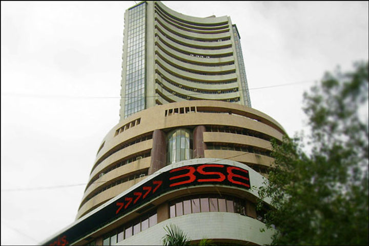 Stock market opens on red mark, Sensex falls by 277 points