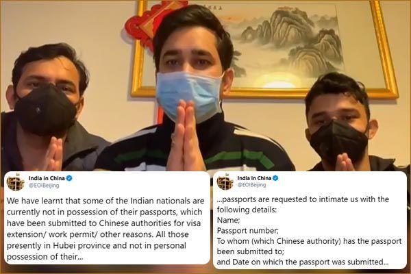 Indian students stuck in Coronavirus hit Wuhan city