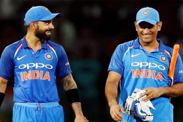 Kohli beats Dhoni in terms of runs as T20 International captain