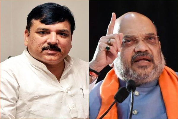 AAP wants 48 hour campaign ban on Amit Shah