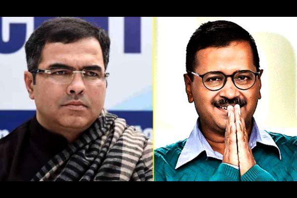 Entry Verma told Kejriwal as Naxalite and traitor