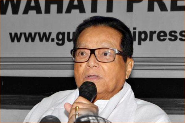 Former Assam Assembly Speaker Pranab Kumar Gogoi dies at 84