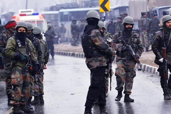 Three terrorists killed, 1 jawan martyred, another injured in an encounter near Srinagar