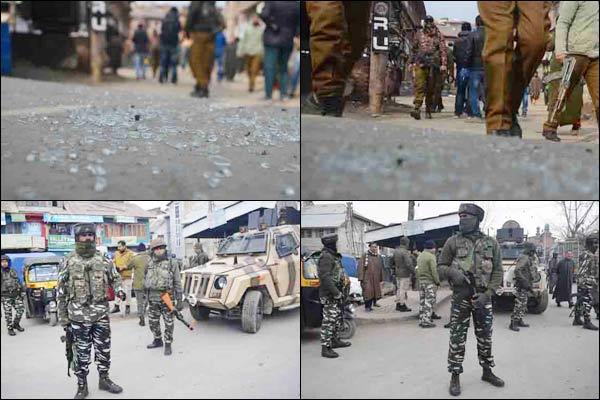 Grenade attack near police station, soldier injured