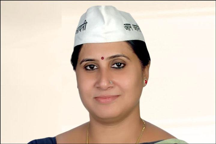 Bandana Kumari of AAP wins in Shaheen Bagh amid CAA protests