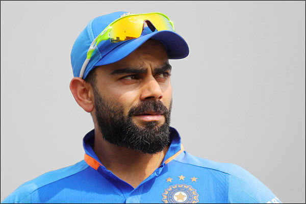 Kohli looked disappointed after losing the series  told bowling-fielding the reason for the defeat