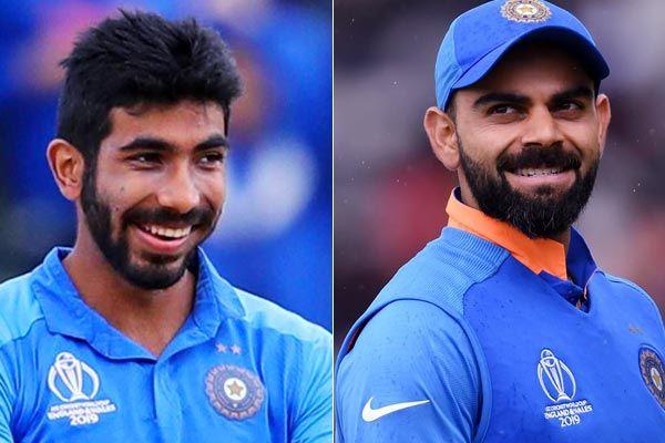 Jasprit Bumrah loses No 1 spot Virat Kohli remains on top in ICC ODI rankings