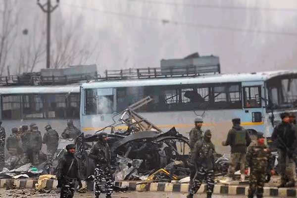 NIA files charge sheet against 4 Jaish e Mohammed aides of Pulwama attack mastermind