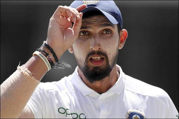 Ishant Sharma to undergo fitness test ahead of New Zealand Tests