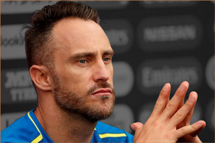 Faf Du Plessis steps down from captaincy in all formats