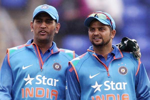 Dhoni and I will definitely get the same plan, the result of hard work