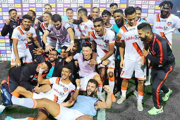 FC Goa becomes first Indian club to reach group stage of AFC Champions League
