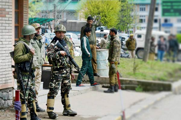 Nagrota encounter JeM terrorists wanted to repeat Pulwama attack