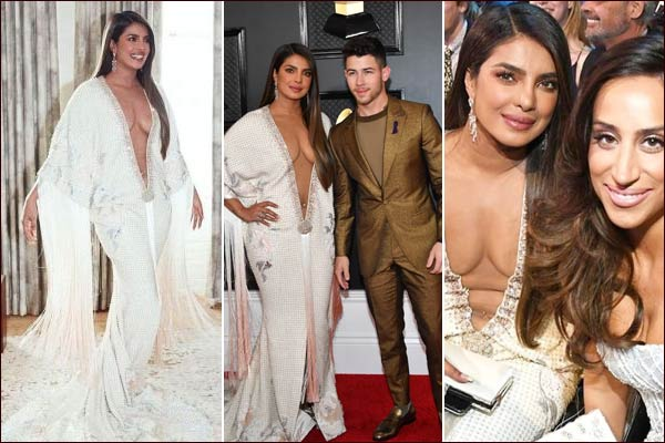Katrina Kaif Comes Out in Support of Priyanka Chopra Grammy Outfit