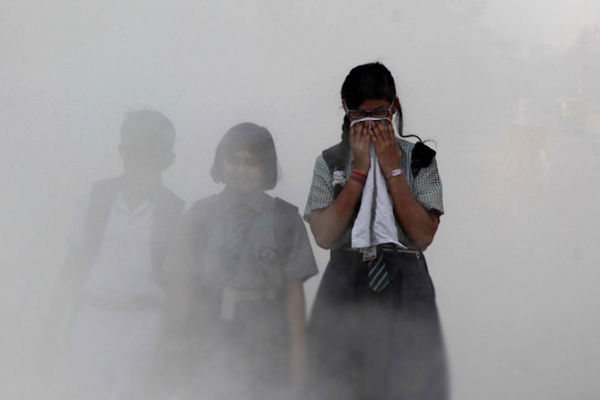 World  most polluted cities are mostly in India