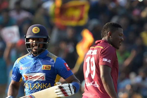 Sri Lanka beat Windies in 2nd ODI to clinch ODI series