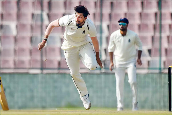 Ishant Sharma ruled out of second Test against New Zealand