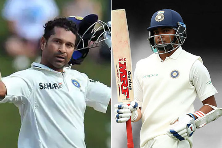Prithvi Shaw becomes second youngest Indian after Sachin Tendulkar to score a fifty in New Zealand