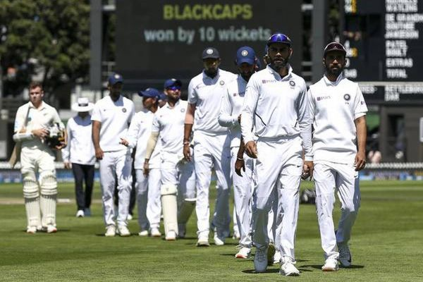New Zealand whitewashed India after thumping them in 2nd test