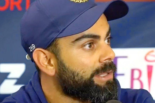 Kohli drops big hint  India may include new pacers in future