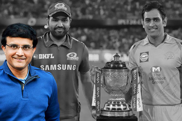Sourav Ganguly  Confirm  IPL 2020 to be Held as scheduled