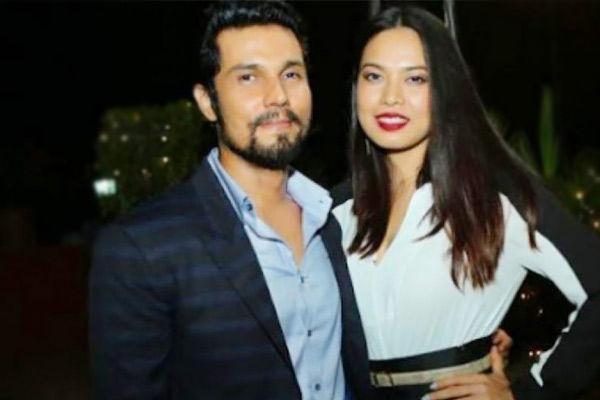 Randeep Hooda to marry  girlfriend Lynn Lesharam after 4 years long relationship