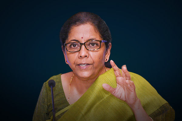 We can assure all depositors that their money is safe says Nirmala Sitharaman