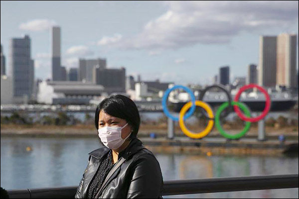 Japan GDP could take a hit of 1.4% if the Tokyo Olympics gets cancelled