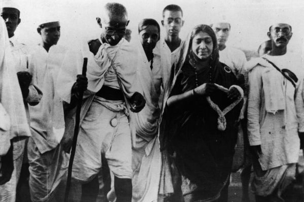 Dandi march completed 90 years and when British imposed salt tax