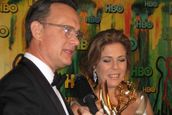 Hollywood star Tom Hanks and his wife get corona during shooting in Australia