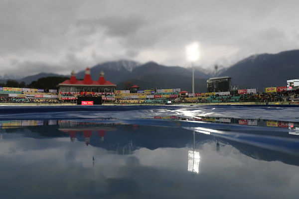 India Vs South Africa 1st ODI match cancelled due to rain