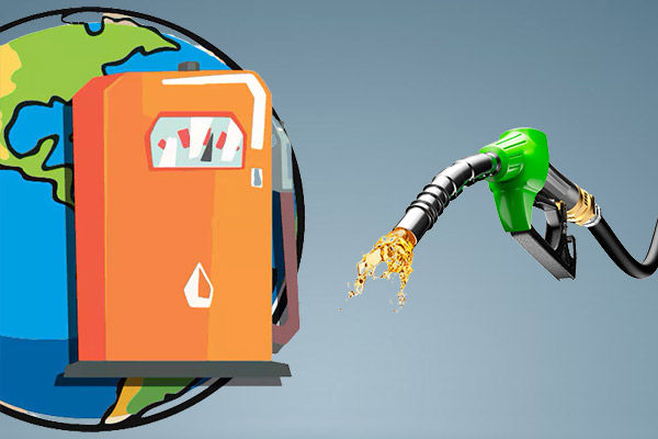 The world  most expensive petrol is available at these places