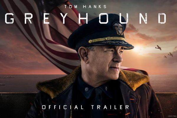 Greyhound Trailer Arrives for Tom Hanks World War II Movie
